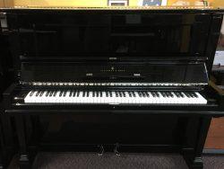 Rebuilt Steinway Model K 1922 Ebony Polish Upright Piano