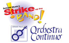 Strike Up The Band & Orchestra Continuo: former Schmitt Music Home School Programs