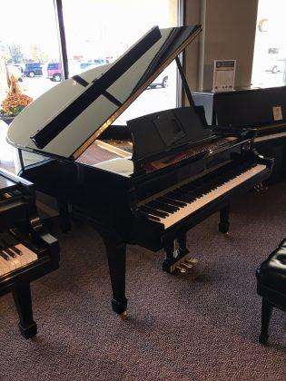 Used Steinway S 1936 5 1 Quot Ebony Polish Baby Grand Piano