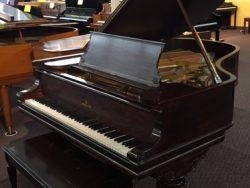 Rebuilt Steinway A 1903 Mahogany Grand Piano