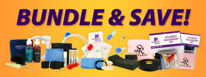 Bundle and Save on maintenance items