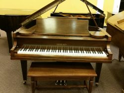 Rebuilt Chickering Baby Grand Piano