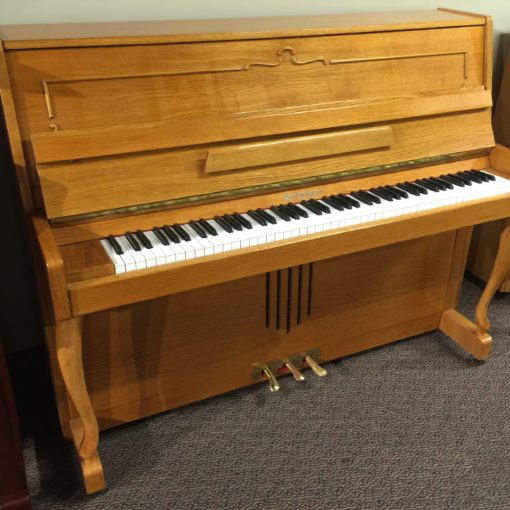 Used Schubert Upright Console Piano
