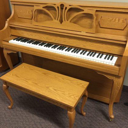 Used Krakauer Upright Console Piano
