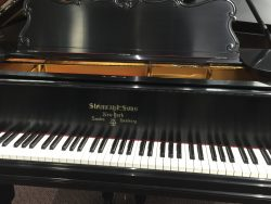 Rebuilt Steinway Model A Grand Piano