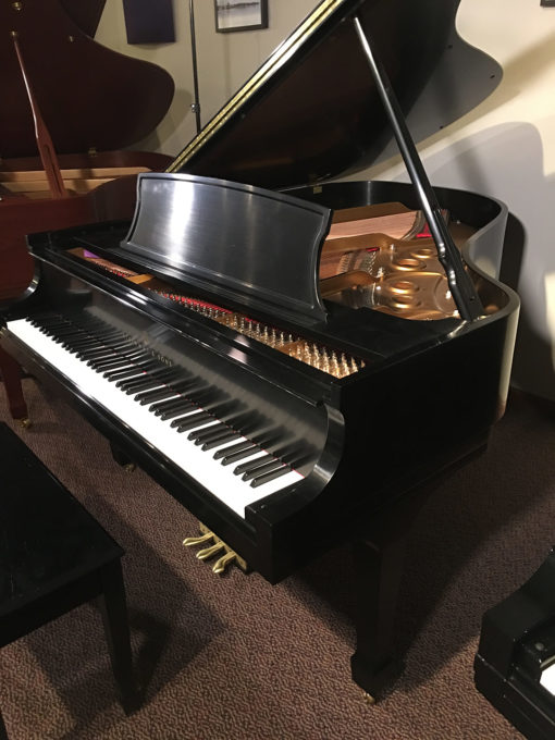 Used Steinway Model L Grand Piano