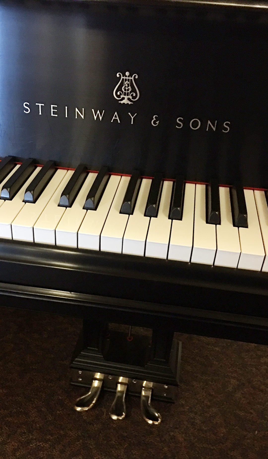 Used Steinway 1905 Model O Grand Piano
