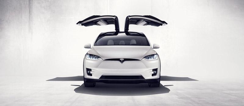 Tesla motors Model X