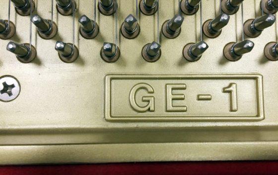 Used Kawai GE1 with QRS PNOmation II Grand Piano