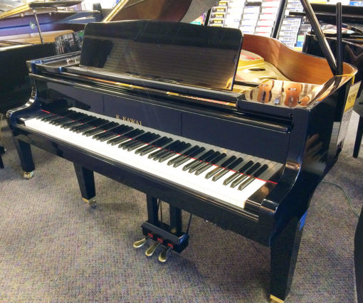 Used Kawai GE1 with QRS PNOmation II Grand Piano