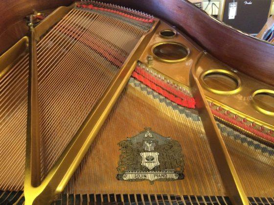 "Used Sojin DG2 1988 5'10"" Grand Piano"