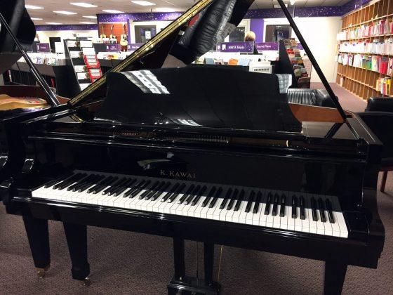"Used Kawai KG2D 5'10"" Grand Piano"