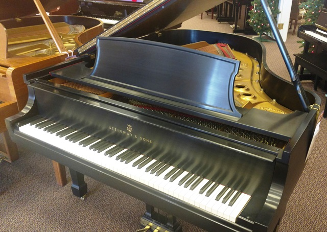 Used Steinway Steinway Parlor Grand Piano