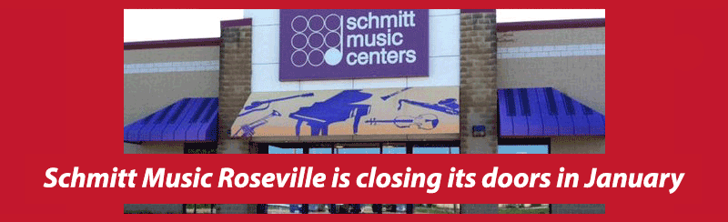 FINAL DAYS of the Roseville Store Closing Sale Event!