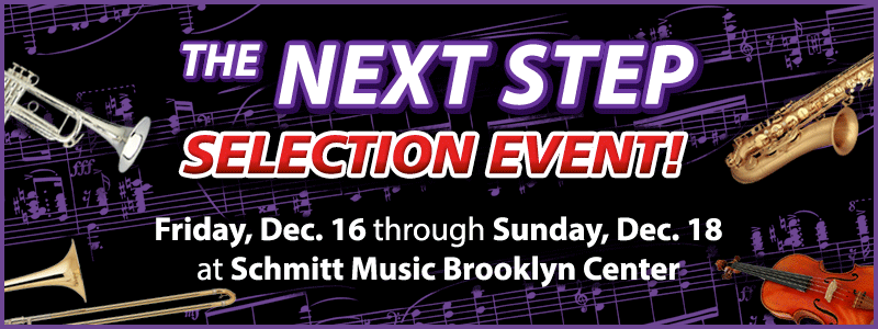 Band & Orchestra Instrument Selection Event – Brooklyn Center