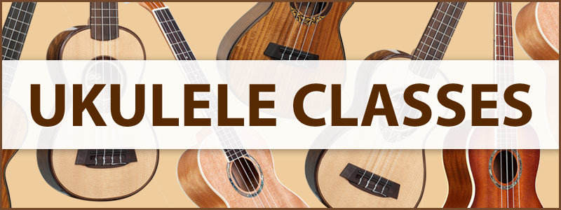 Group Ukulele Lessons