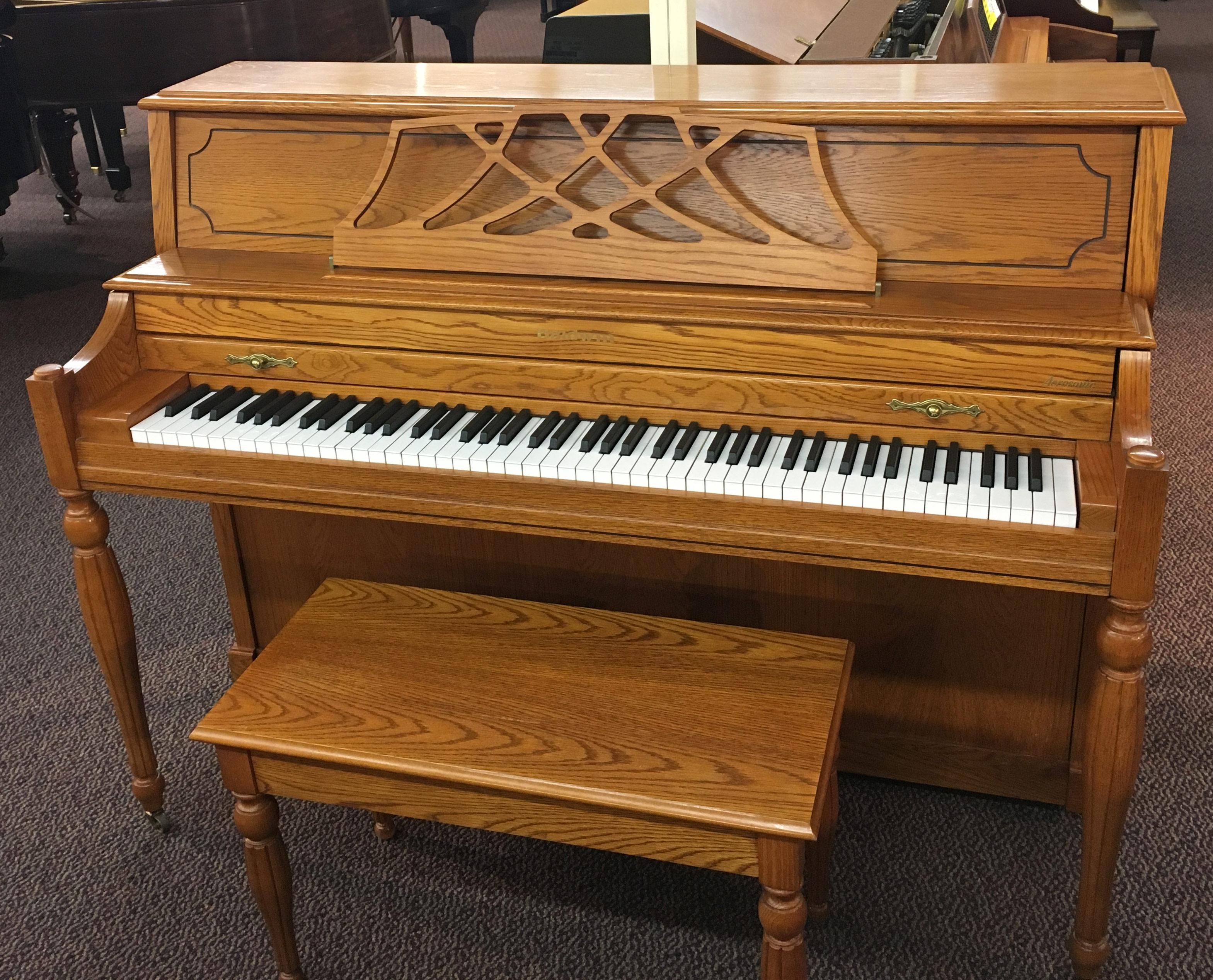 Used Baldwin Acrosonic 1994 Upright Piano