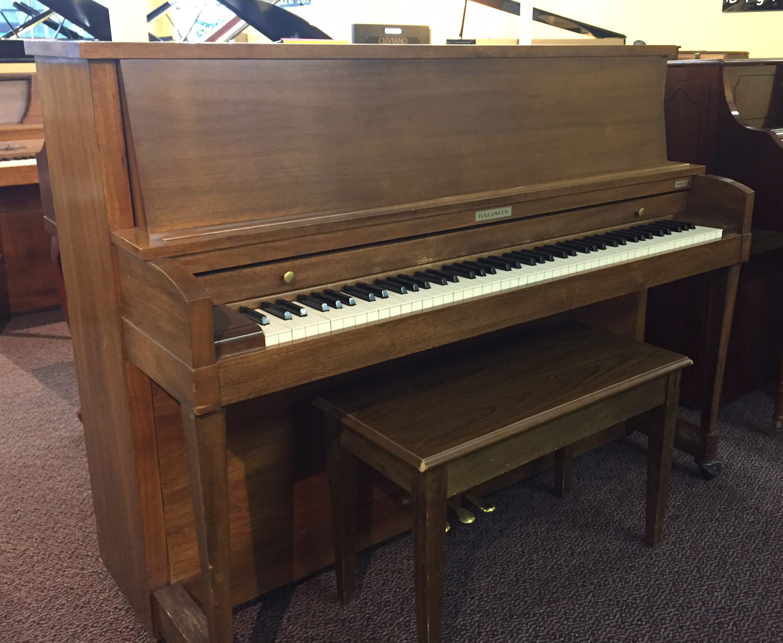 Used Baldwin Hamilton 1987 Upright Piano