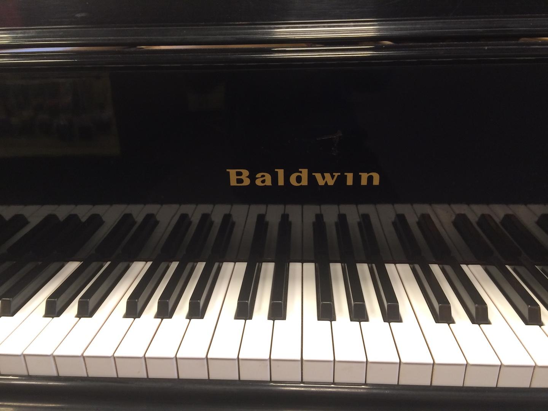 Consignment Baldwin 5 4 Model M Baby Grand Piano