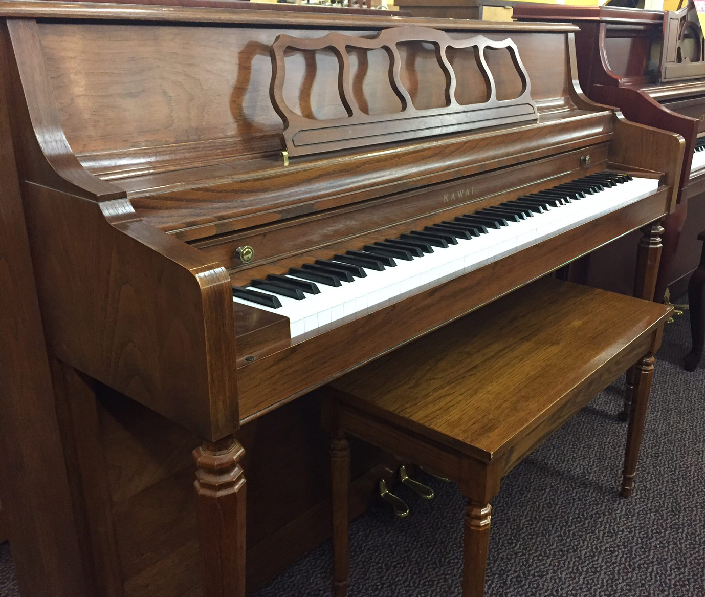 Used Kawai 503M Upright Piano