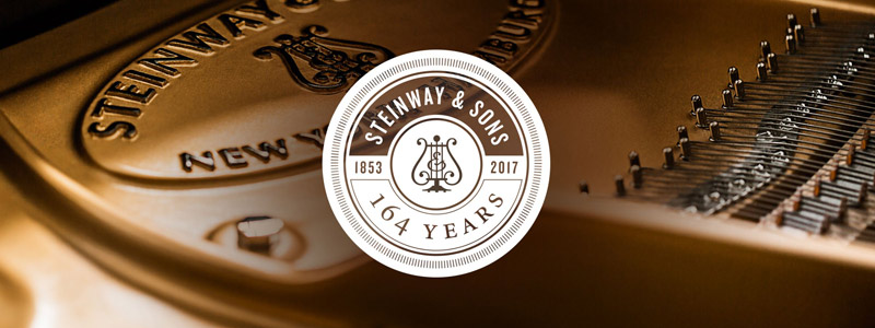 Steinway & Sons: 164 Years of Perfection