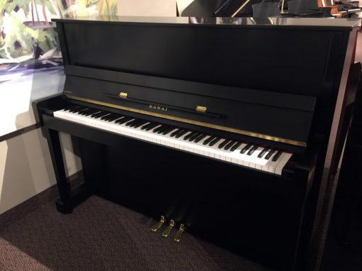 Used Kawai K25 2005 Upright Piano