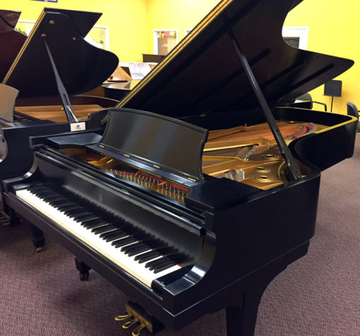 Used Steinway D 1964 Concert Grand Piano