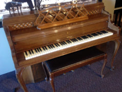Used Steinway Louis VX Upright Piano