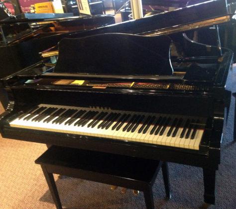 Used Yamaha C3 Ebony Polish Grand Piano