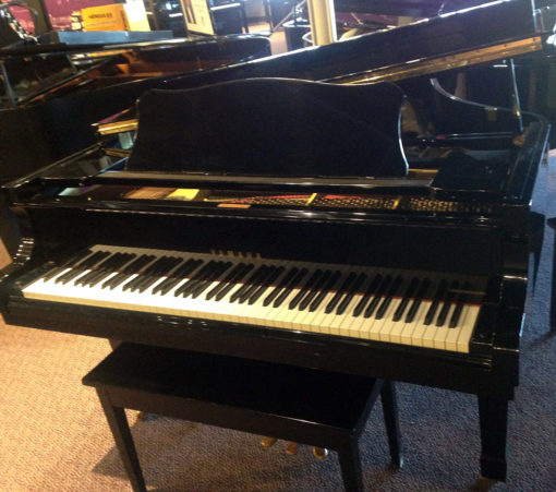 Used Yamaha C3 Ebony Polish Grand Piano