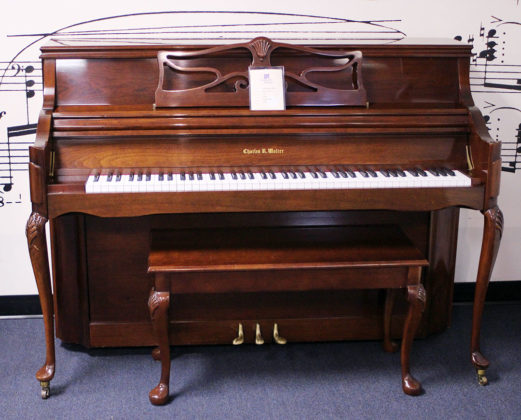 Used Charles R. Walter French Provisional Console at Schmitt Music Omaha