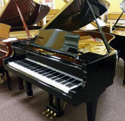 Used Kohler & Campbell Ebony Polish Grand Piano