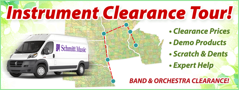 INSTRUMENT CLEARANCE TOUR IN EAU CLAIRE!