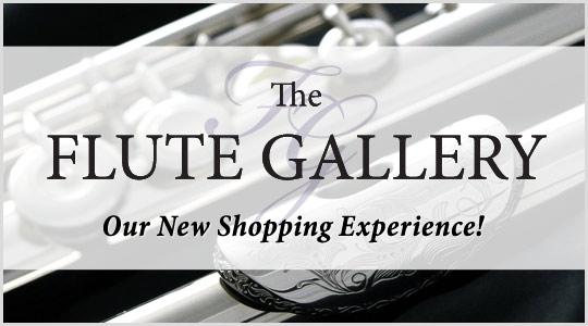 The Flute Gallery: Schmitt Music's flute shopping experience