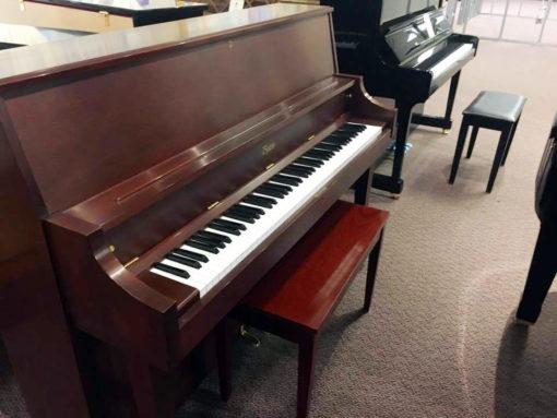 Used Boston 118-S Mahogany Upright Piano