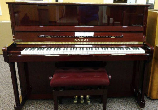 Used Kawai K3 Mahogany Studio Upright Piano