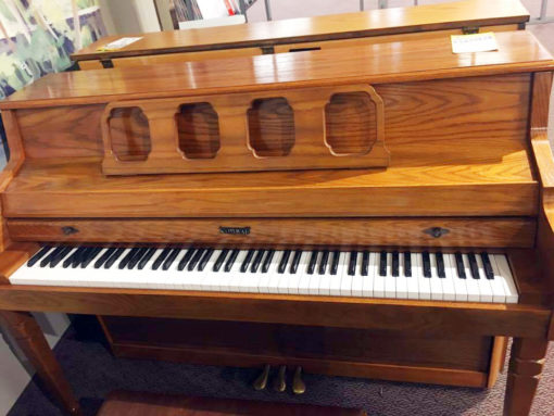 Used Kimball 404P Upright Piano