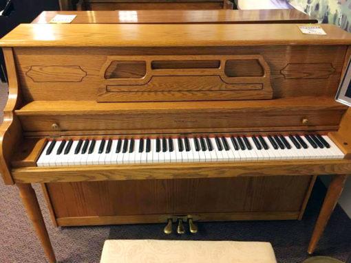 Used Kimball E434 Upright Piano