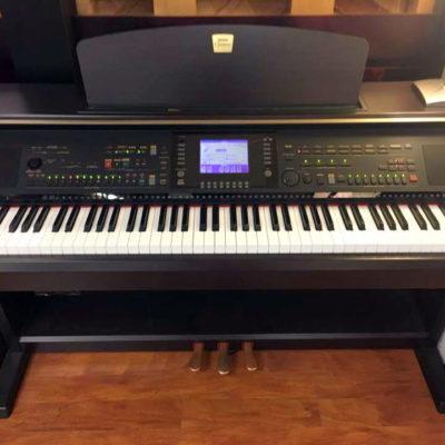 Vintage rebuilt used pianos for sale schmitt music for Yamaha cvp 303