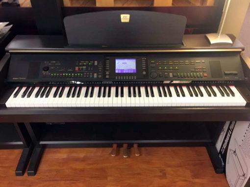 Used Yamaha Clavinova CLP-5306 Ebony Polish Digital Piano