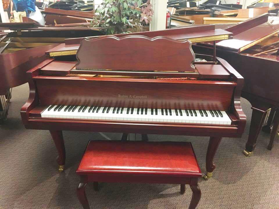 Used Kohler & Campbell SKG 400 Grand Piano