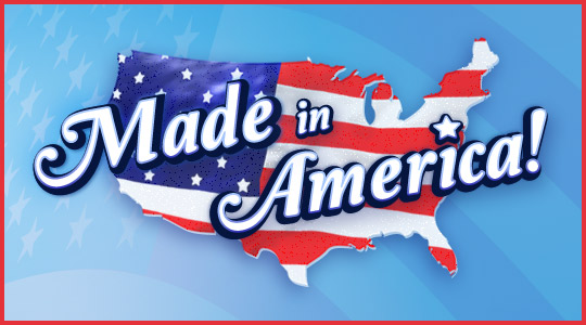 Made in America: Fender and Martin guitars are made in America