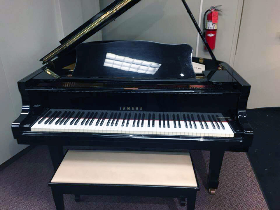 yamaha grand piano c3 - photo #10