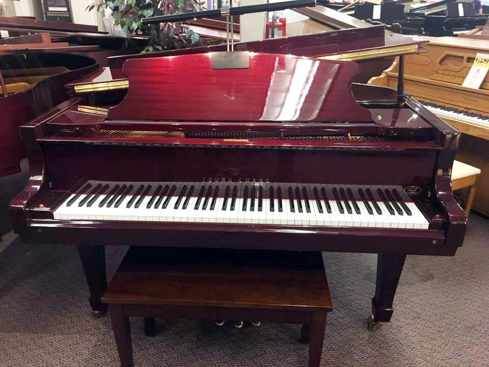 Used Young Chang PG185 Grand Piano