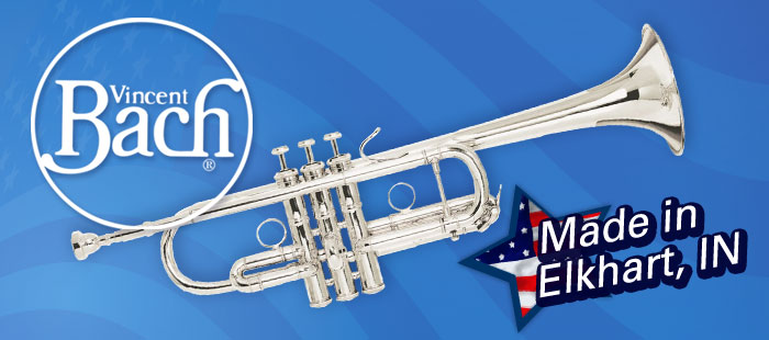 Bach brass instruments, Made in America