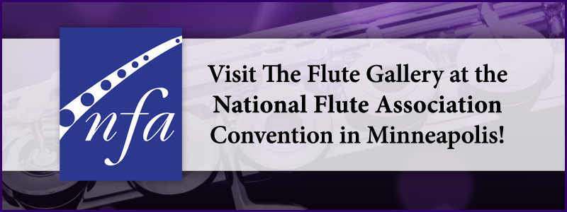 The National Flute Association Convention is coming to Minneapolis!