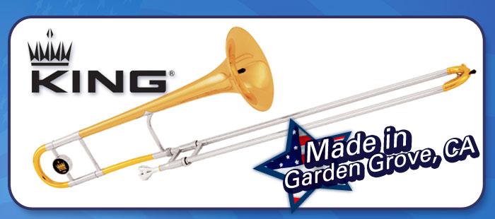 King brass instruments