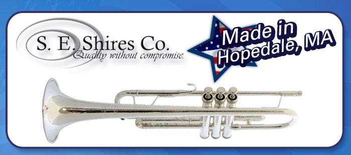 SE Shires brass