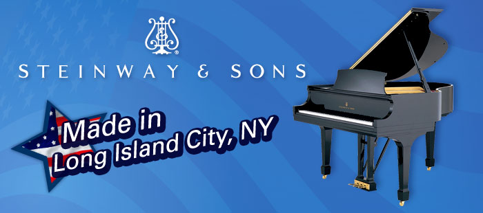 steinway and sons pianos