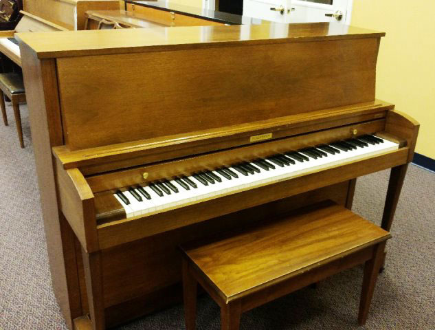 Used Baldwin Studio Upright Piano